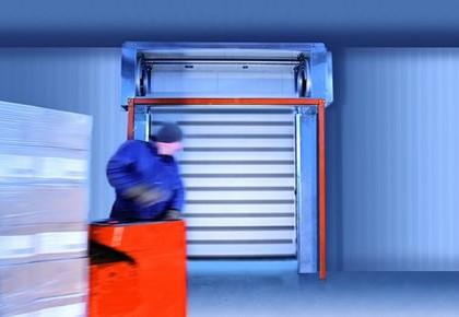 Servicio Técnico Efaflex Puertas Rápidas