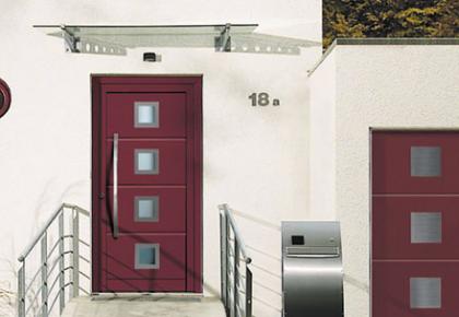 Puerta de entrada TopComfort