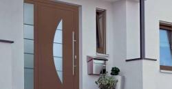 Puertas de entrada acero
