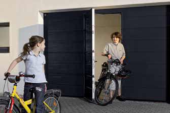 Automatismos puertas peatonales