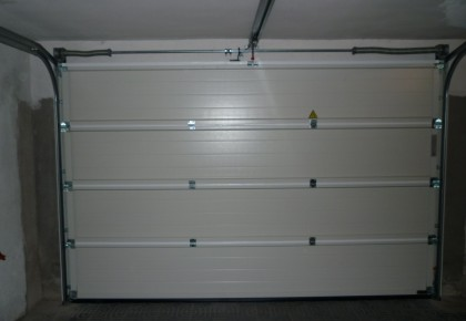 Puertas de garaje en Boadilla