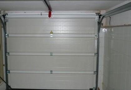 Puertas de garaje en Getafe