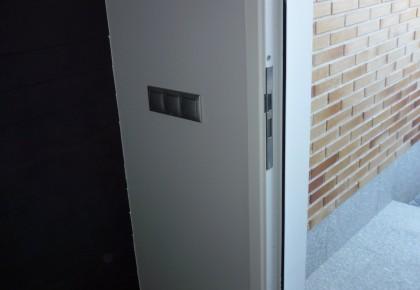Puertas de entrada Sevilla la Nueva