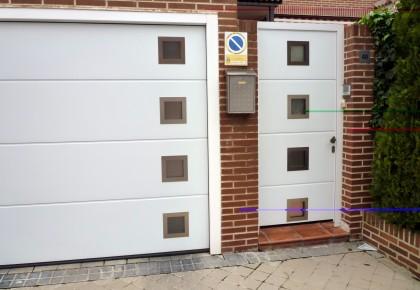 Puertas de garaje Rivas Vaciamadrid