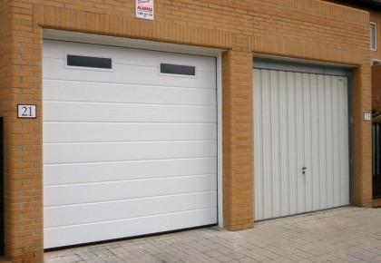Puertas de garaje precios