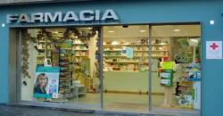 Puertas de farmacia