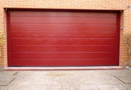 Puertas de garaje en Tres Cantos