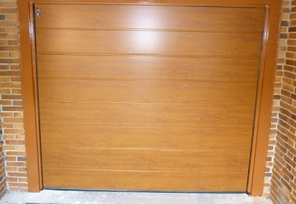 Puertas seccionales Rivas Vaciamadrid