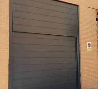 Puertas de garaje Azuqueca de Henares