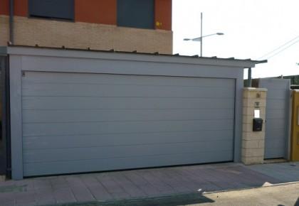 Puertas de garaje en Cubas de La Sagra