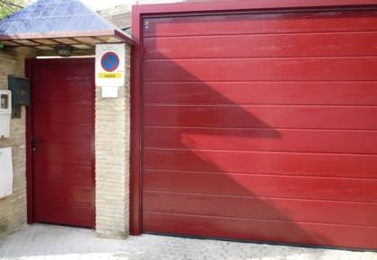 Puertas de garaje en Torrelodones