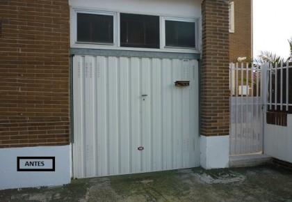 Puertas de garaje Alcorcón
