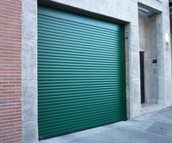 Puertas de garaje enrollables Vallecas