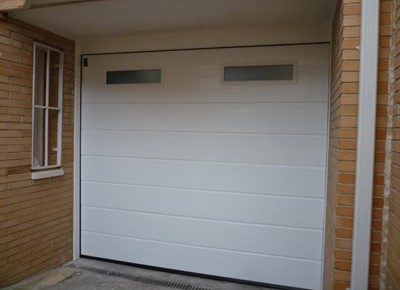 Puertas de garaje en Algete