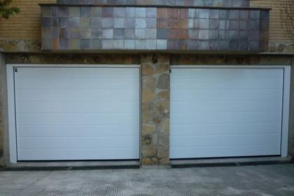 Puertas de garaje en Pozuelo de Alarcón