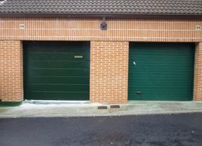 Puertas garaje Getafe