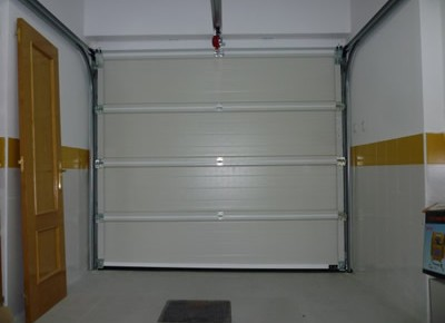 Puertas de garaje en Paterna