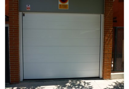 Puertas Garaje Paracuellos