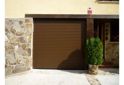 Puertas de Garaje Enrollables en Manjiron