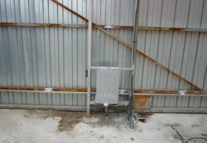 Automatización Puerta Corredera en Coslada