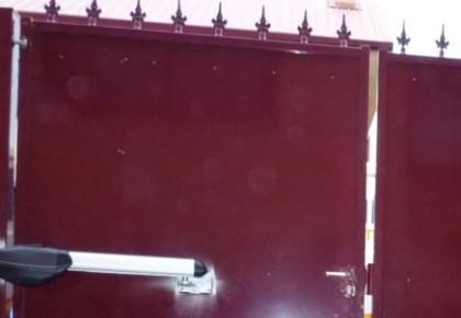 Automatización Puertas de Garaje Abatibles en Mejorada del Campo
