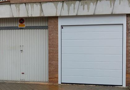Puertas seccionales El Casar