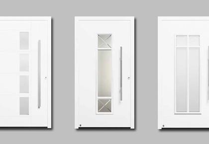 Puertas de entrada ThermoSafe