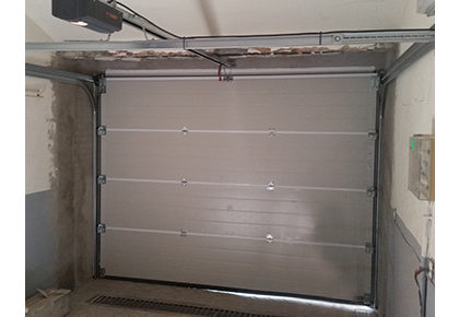 Puerta garaje Seseña