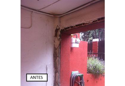 Puerta garaje Illescas