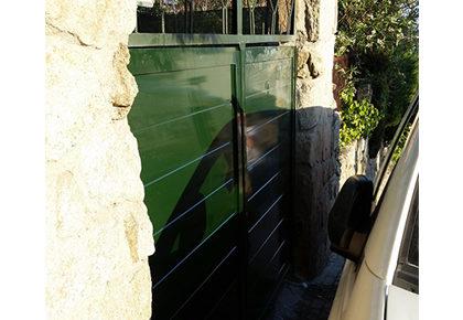Puerta de garaje Collado Villalba