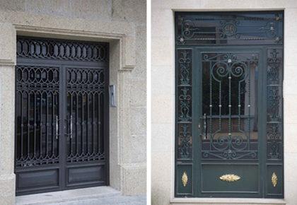 Puertas de comunidad – Venta e instalación