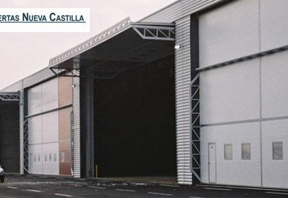 Servicio técnico Puertas Nueva Castilla