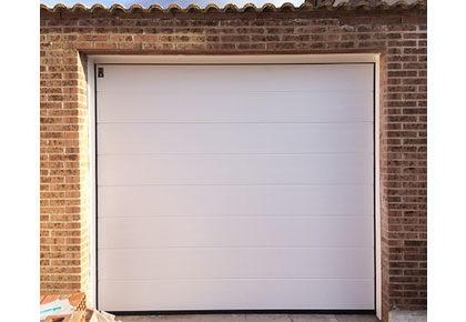 Puerta seccional Sonseca