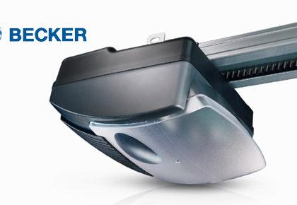 Servicio técnico oficial Becker Automatismos