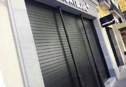 Servicio Técnico Collbaix – Puertas automáticas y persianas