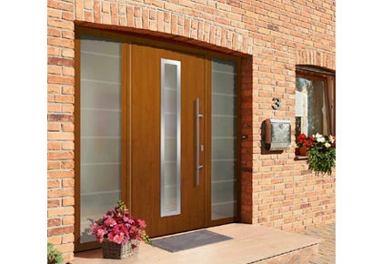Puertas de entrada Thermo65 y Thermo46