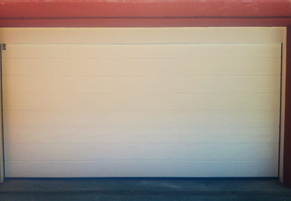 Puerta de garaje en Valdemoro