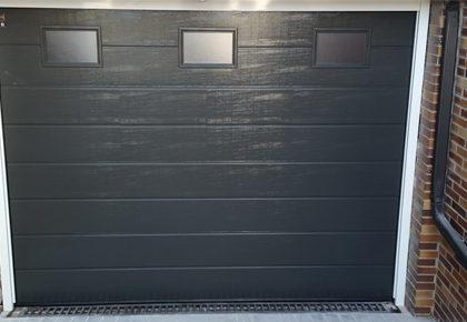 Puerta de garaje en Aranjuez