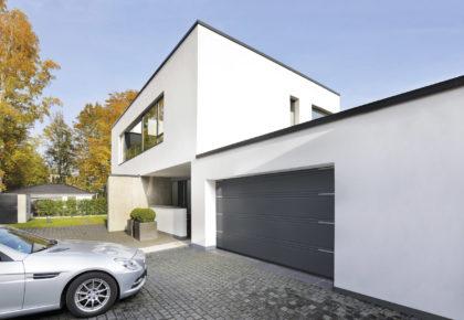 Puertas seccionales de garaje de Hörmann