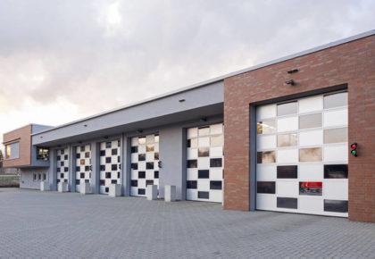 Puertas industriales seccionales de Hörmann