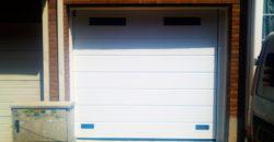Puerta de garaje en Talavera de la Reina