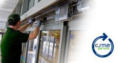 Contratos mantenimiento puertas automáticas