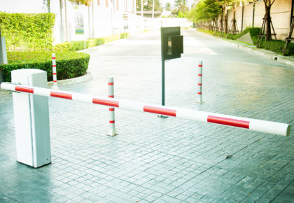 Starline, barreras electromecánicas