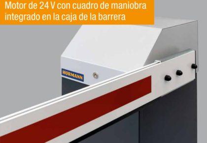 Barrera automática SH 300 de Hörmann